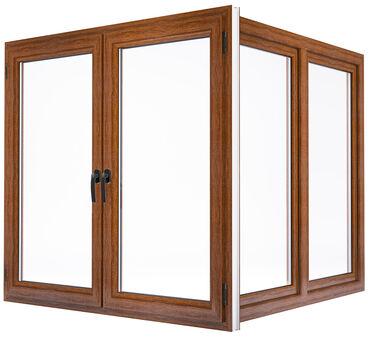 Фабричные окна и двери. ИМЗО - лидер на рынке оконных систем в