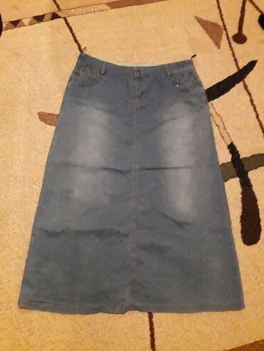 Юпка джинсы 500сом 32 размер