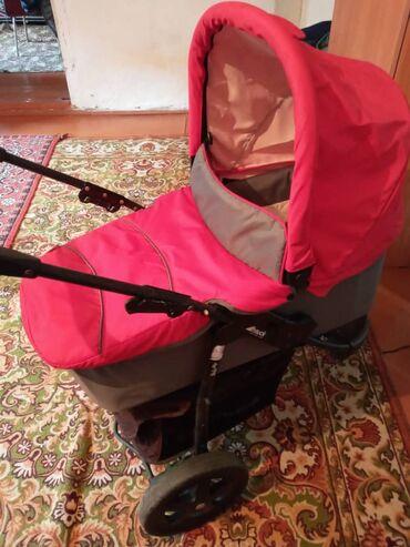 Продаю коляску три в одном - летняя зимняя и автокресло