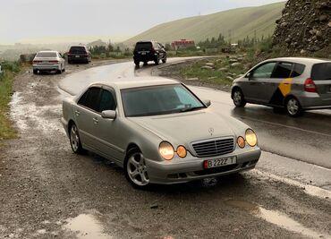купить бмв 320 в Кыргызстан: Mercedes-Benz E 320 3.2 л. 2001   250000 км