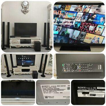 6100 - Azərbaycan: Sony televizor ve sony ev kinoeatri.Sony Bravia Televizor 117 sm