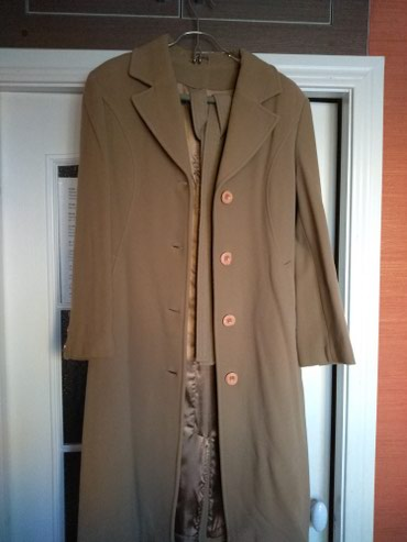 Продаю пальто кашемировое, состояние в Бишкек