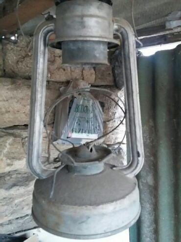 radio antik - Azərbaycan: Antik lanpa