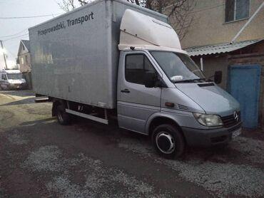 шины для грузовиков в Кыргызстан: Продаю Mercedes Benz Sprinter 413Свежий пригнан состаяние