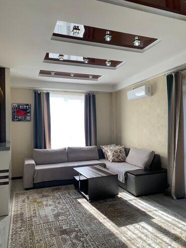 жилье за рубежом в Кыргызстан: Сдается квартира: 3 комнаты, 81 кв. м, Бишкек