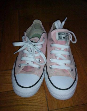 Ženska obuća | Ub: Converse All Star original.Nosene ali očuvane.Nemaju unutrašnje uloske