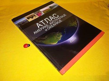 atlas amerike.australije - Beograd