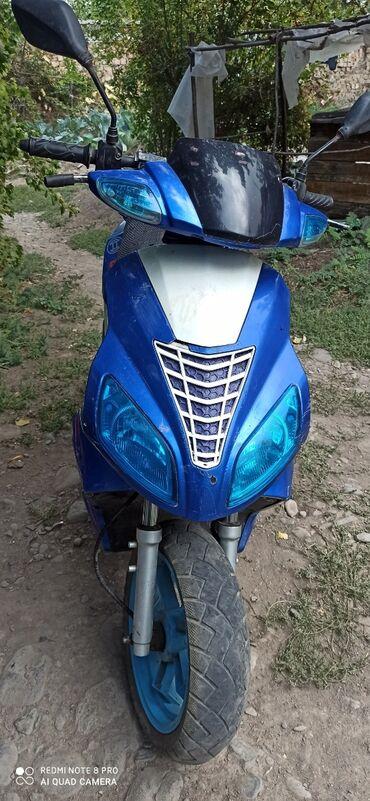 Мотоциклы и мопеды - Беловодское: Скутер 125кб 25000 сом