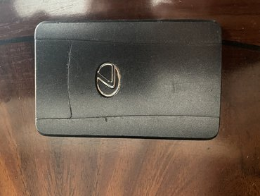 Продаю Ключь карточка от Лексуса 100$