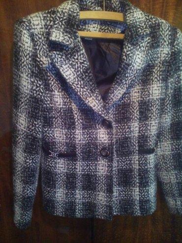 пиджак,  очень теплый, размер 46-48 в Бишкек