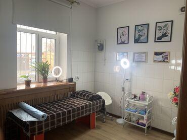 сдача комнат в Кыргызстан: Сдаётся в салоне красоты кабинет с оборудованием отдельная комната