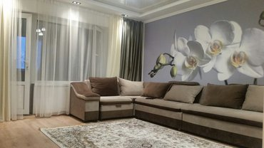 Сдаю 2-х. комнатную квартиру рядом с ЦУМом. отличная квартира после Ка в Бишкек