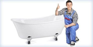 эмалировка ванн в Кыргызстан: Эмалировка ванн (чугунных), жидким акрилом. Качественное сырье. Ваша