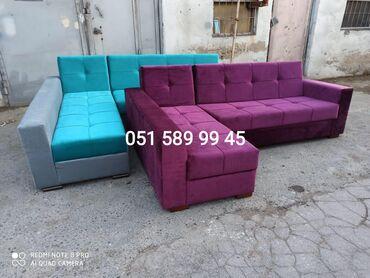 Kunc divanlar satilir ve her cur olcu ve rengdeAcilan divanlardi yatag