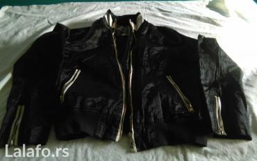 Muška jakna, l, malo nošena - Pozarevac
