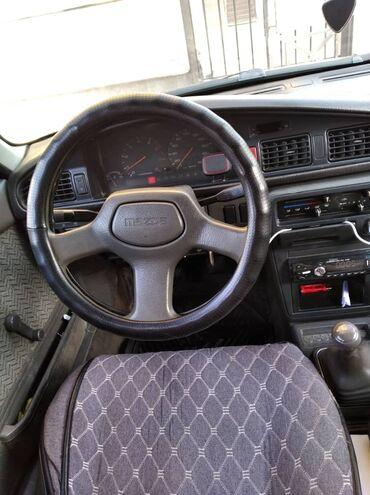 переходка в Кыргызстан: Mazda 626 2 л. 1988