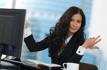 Личный помощникРабота с документами Работа в офисе в центре в Бишкек