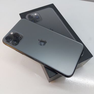 айфон 11 цена в оше in Кыргызстан | APPLE IPHONE: IPhone 11 Pro | 256 ГБ | Серый (Space Gray) Б/У