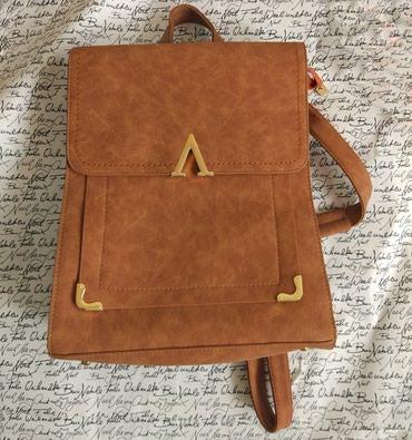 стильные куртки женские в Кыргызстан: Стильный женский рюкзак . Качество . Скидка лалафо. Новый