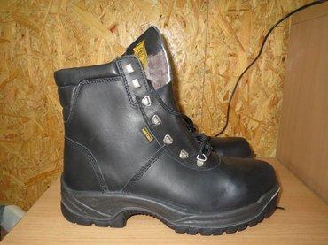 зимние ботинки европа новые (спец. обувь РАЗМЕР 43)цена 4000 в Бишкек