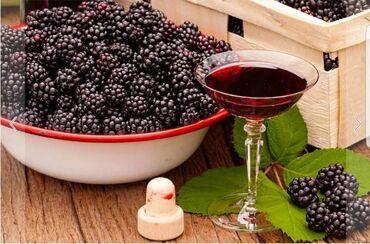 Na prodaju domaće kupinovo vino ekstra kvaliteta iz sopstvene