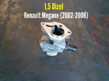 volkswagen дизель в Азербайджан: Renault Megane 1,5 Dizel Vakuumsozdatel