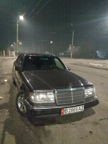 задние фары мерседес w210 в Кыргызстан: Mercedes-Benz E-Class 2.2 л. 1992 | 39000 км