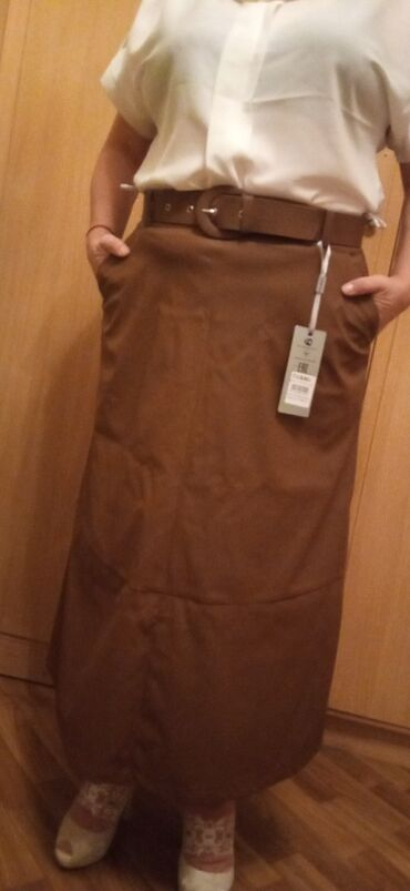 Продаю юбку новая 48 размер Экокожа Турция
