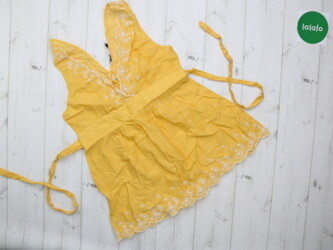 Женская блуза на завязках Forever 21, р. М    Длина: 62 см Пог: 40 см