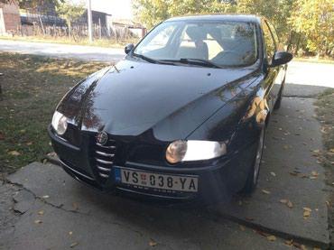 Alfa romeo 4c 1 7 tct - Srbija: Alfa Romeo 147 1.6 l. 2002 | 220000 km