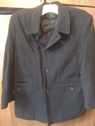 Продаю мужское деми пальто, производство Корея, PaoloGucci, в отличном