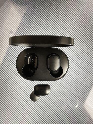 1269 объявлений: Redmi AirDotsвыглядит как новый, С коробкой, лишними бутонами, Черный