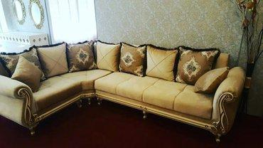 Xırdalan şəhərində Kunc divanlari divan kreslolar her novv fabrik mali catirilma