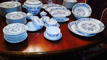 Чайно столовый сервиз на 12 персон. чехия. новый, без коробки. в Бишкек