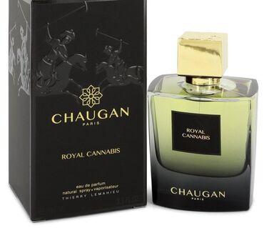 """CHAUGAN Paris """"Royal Cannabis"""" 100ml eau de parfum"""