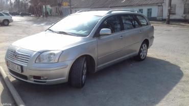 Продаю Тоуота avensis уневерсал 2004  авто в Лебединовка