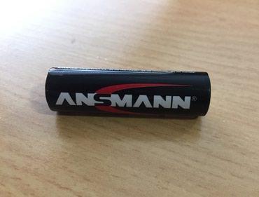 Батарейка-аккумулятор Ansmann (HR6/2100mAh, 1.2V, в Бишкек