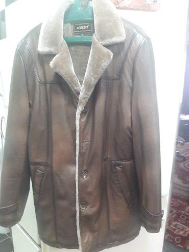 зимние пальто бишкек в Кыргызстан: НОВАЯ разм 54 мех очень тёплый зимний. единственный минус выпала 1на