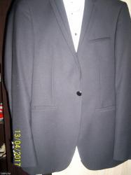 Черный мужской  костюм 46разм,одевался в Бишкек
