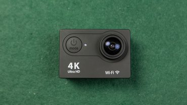 Action camera 4k + wifi with all accessories в Бишкек