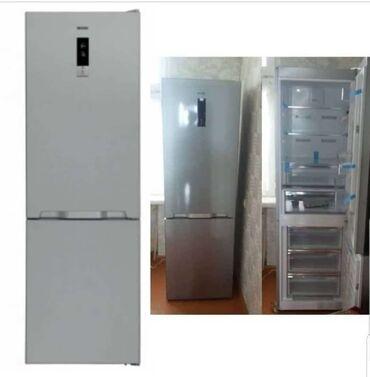 Электроника в Билясувар: Новый Серый холодильник