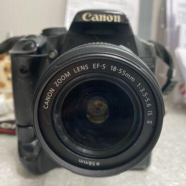 рабочий фотоаппарат в Кыргызстан: Продам зеркальный фотоаппарат Canon 500DОбъектив 18-55В комплекте