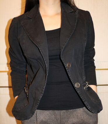 Пиджак женский, размер S, торг возможен