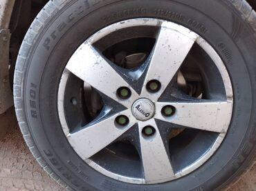 Автозапчасти и аксессуары - Чолпон-Ата: Куплю вот такие диски 16 на спринтер
