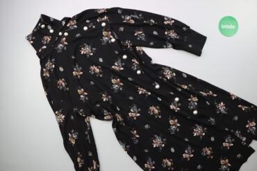 Личные вещи - Украина: Жіноча дизайнерська сукня у квітковий принт Milana Bondarenko, р. M/L