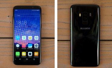 Bluboo s8, аналог samsung s8 экран: ips sharp hd+, 5,7ʺ 18:9, в Бишкек