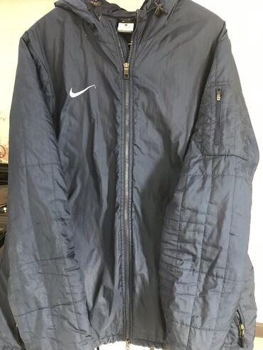 Куртка легкая Nike 54 размер 700 с