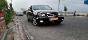 Mercedes-Benz C-Class 2.6 л. 2002
