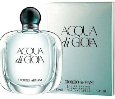 Majica goa - Srbija: ACOUA DU GOA  100ML TESTER