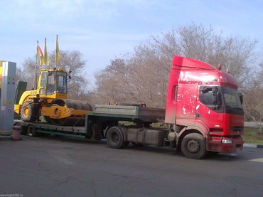 Услуги по перевозке больших грузов, в Балыкчи